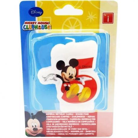 Sviečka Mickey č.5