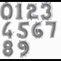 Balón číslo/ písmeno 0-9 - 8