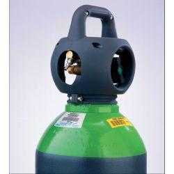 Stredne veľká fľaša hélia - 5,1m3