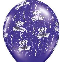 Happy Birthday - 33cm