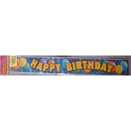 Happy Birthday - banner music
