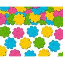 Konfety - kvetinky