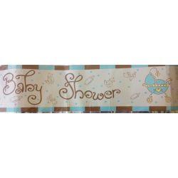 Baby banner - chlapček