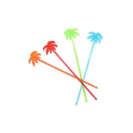 Miešatká do nápojov - palma
