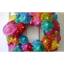 Papierové dáždniky
