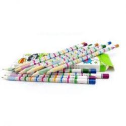 Ceruzky s násobilkou 12ks