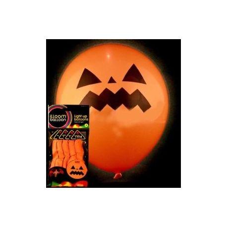 Halloween led balóny