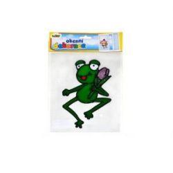 Dekoračná nálepka - Žabka