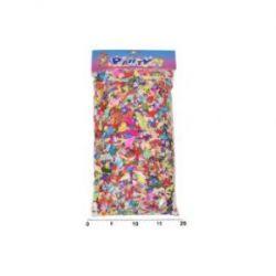 Konfety papierové farebné