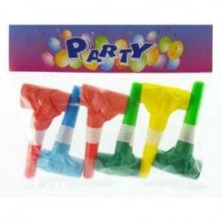 Párty frkačky farebné 6ks
