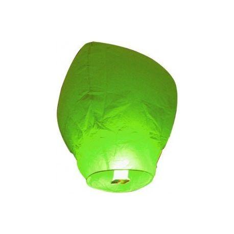 Lampión šťastia-zelený