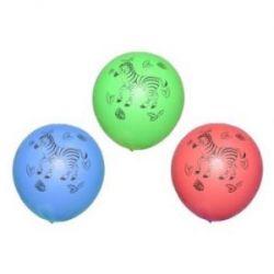 Balóny s potlačou zvieratko 10ks