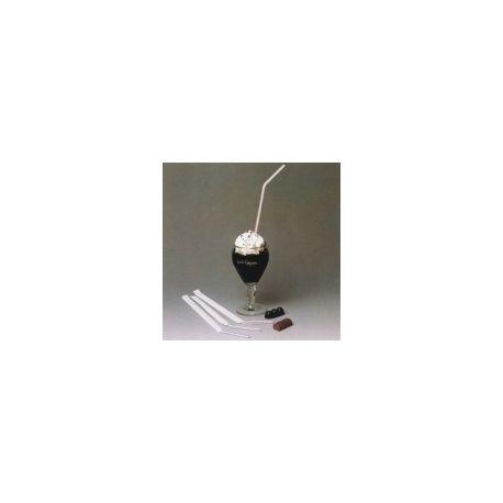 Slamky flexibilné hygienicky balené 21cm (200 ks)