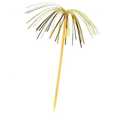 Palmička lesklá 225 mm (6ks)