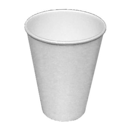 Termo-pohár biely z penového PS 200 ml (50 ks)