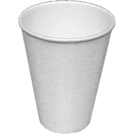 Termo-pohár biely z penového PS 280 ml (50 ks)