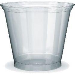 Pohár z PET 250 ml priemer 95 mm (50ks)