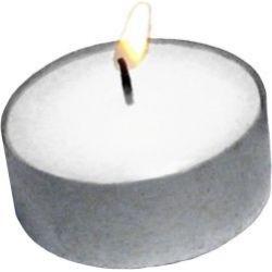 Sviečky v kalíškoch (čajové) 4 hod. (100 ks)