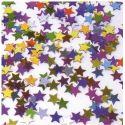 Konfety lesklé HVIEZDY farebné 15 g (1 ks)