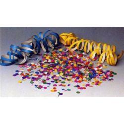 Konfety papierové farebné mix 100g (1 ks)