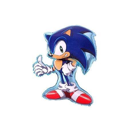 Balón Sonic
