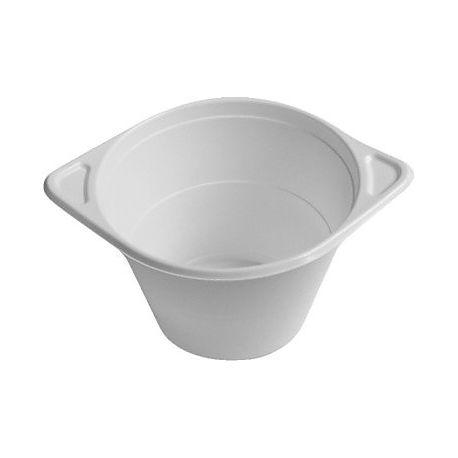Šálka na polievku biela (PP) 250 ml (100 ks)