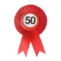 Odznak 50. narodeniny