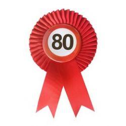 Odznak 80. narodeniny