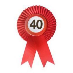 Odznak 40. narodeniny