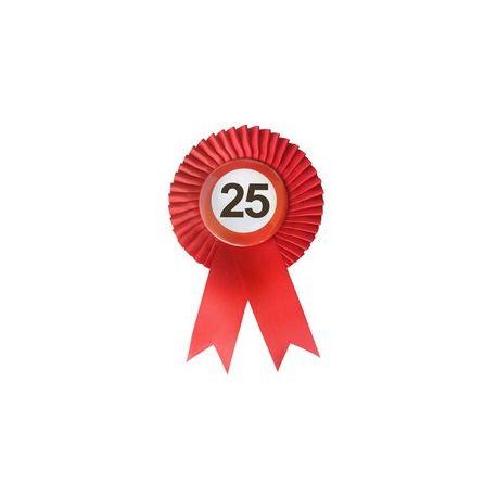 Odznak 25. narodeniny