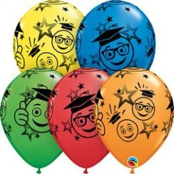 Balóny na promócie (6ks)