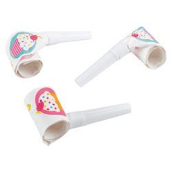 Frkačky cupcake (6 ks)