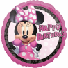 Balón Minnie Happy Birthday