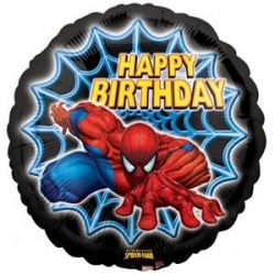 Spiderman Happy Birthday 45 cm
