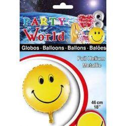 Balón fóliový Smile 46cm