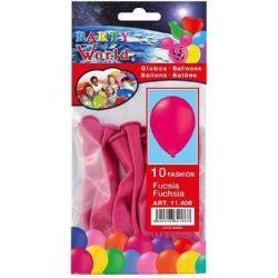 Balóny - Fuksia 10ks