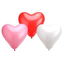 Balóny srdce 12ks