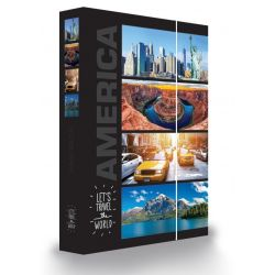 Box na zošity A4 Amerika