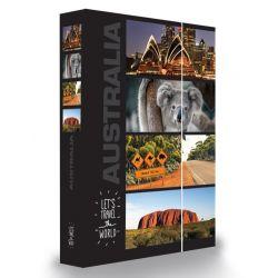 Box na zošity A4 Austrália