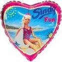 Balón Sindy Fun