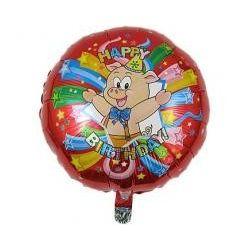 Balón Prasiatko Happy Birthday