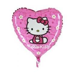 Balón Hello Kitty - ružový