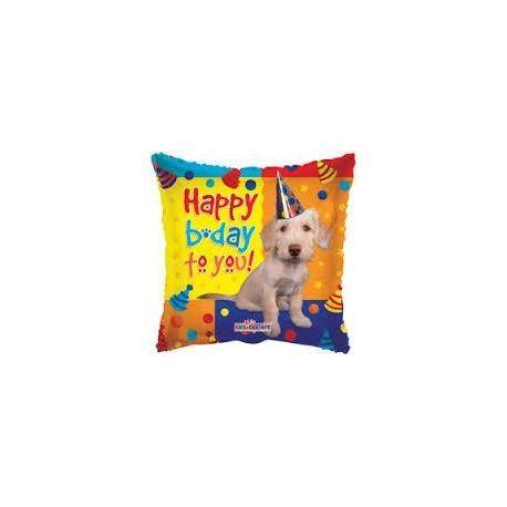 Balón Happy Bday to you pes