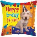 Balón Happy Bday to you - pes