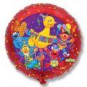 Balón Elmo Party Time