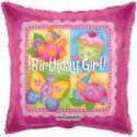 Balón Birthday Girl