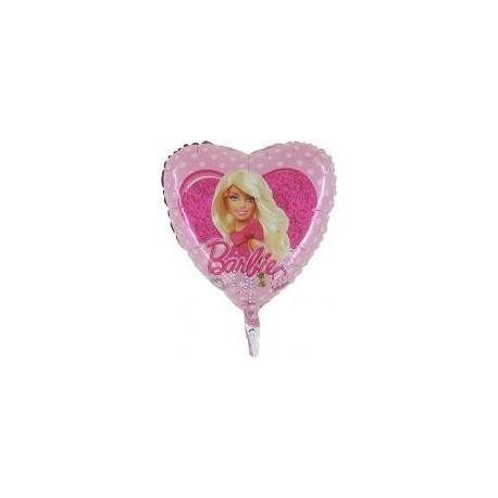 Balón Barbie s mašlou