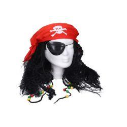 Parochňa pirát s doplnkami