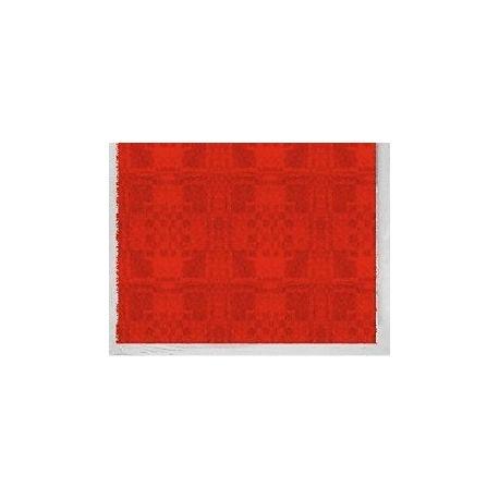Pap. obrus skladaný 1,80 x 1,20 m červený (1 ks)