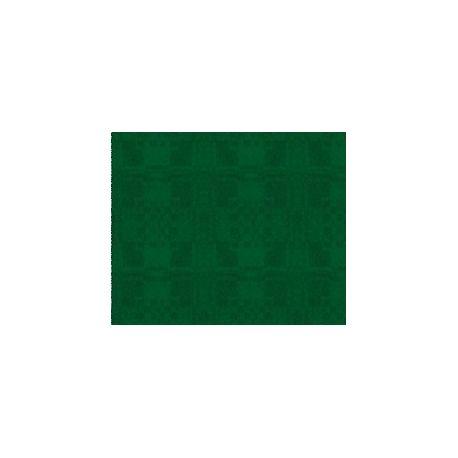 Pap. obrus skladaný 1,80 x 1,20 m tmavozelený (1 ks)